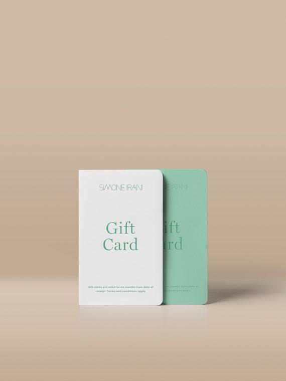 Simone Gift Card Render 1000×1368